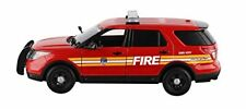 Daron FDNY Fire Chief's Ford Suv 1/24 Diecast Model Replica