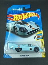 *NEW* HOT WHEELS 2018 CASE F : Porsche 917 LH GULF #18 Project Cars 2