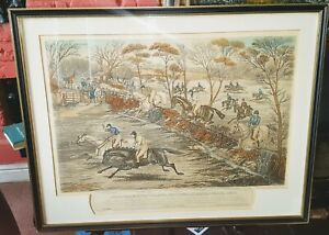 Charles Hunt 1841 Northamptonshire Grand National, Horse Racing,