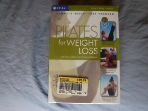 Pilates for weight loss new in plastic cd 3 cds new