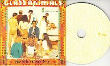 GLASS ANIMALS How To Be A Human Being 2016 UK numbered 10-track promo CD