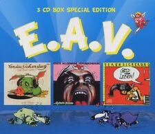 "E.A.V.(ERSTE ALLGEMEINE VERUNSICHERUNG) ""3 CD BOX SPECIAL EDITION"" 3 CD NEU"