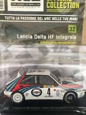 Modellino Auto Macchina Rally WRC n 32 Lancia Delta HF Integrale 1992 Scala 1:24