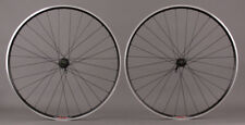 Velocity A23 Black Rims Road Bike Wheelset 28h fits Shimano SRAM 8 9 10 11 Speed