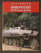 Hohenstaufen 9th SS Panzer Division by Patrick Hook SB 2005 Spearhead #20