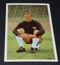 HORST PODLASLY HANNOVER 96 FUSSBALL 1966 1967 FOOTBALL CARD BUNDESLIGA PANINI