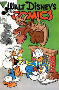 Walt Disney's Comics and Stories #529 VF/NM; Dell | save on shipping - details i
