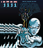 (2019) FIVE (5) COPIES SILVER SURFER BLACK #1! DONNY CATES! FREE SHIPPING!