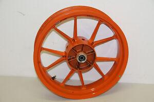 10/17 KTM RC 125 14-16 Cerchione Posteriore Ruota Posteriore Wheel Top