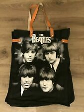 """RARE THE BEATLES TOTE BAG BY REO 18 X 14"""""""