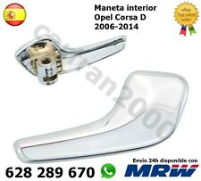 Opel Corsa D 2006-2014 TIRADOR MANETA MANIJA DELANTERO DERECHO