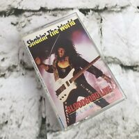 Bloodgood Live: Volume 2- Shakin' The World Cassette Tape 1990