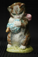 "Royal Albert Beatrix Potter Peter Rabbit Figure - ""Miss Moppet"""