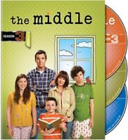 The Middle: The Complete Third Season [New DVD] Full Frame, Subtitled, 3 Pack,