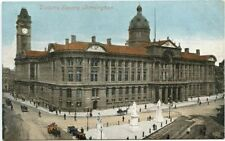 Unposted Birmingham Collectable English Postcards