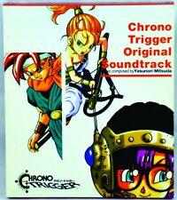 Chrono Trigger Original Soundtrack CD Game Music Japan