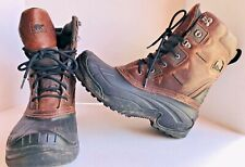 Sorel Men Avalanche Trail Hike Boot Size 12 Brown Leather Waterproof Thinsulate
