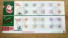 FDC postzegelboekje PB 37, Philato