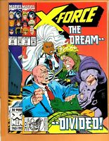X-Force #19 & 20 Sunspot Shatterstar NM to NM+