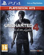 Sony Ps4 Uncharted 4 fine di un ladro Hi