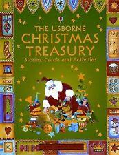 The Usborne Christmas Treasury (Usborne Miniature Editions) Amery, Heather Hard