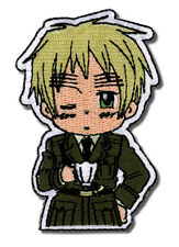 "HETALIA ENGLAND Patch 3"" x 2"" Licensed by GE Animation 44562"