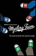 MYSTERY TEAM Movie POSTER 11x17 C