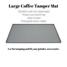 Coffee Tamper Mat for Home Barista