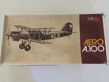 KP Aero A.100 1/72 Scale Model Czechoslovakia #26 New