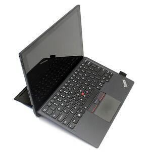"""Lenovo ThinkPad X1 2nd Gen i7-7Y75 1.3GHz 512GB SSD 16GB RAM W10P 12"""" Tablet"""