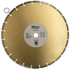 "350mm Diamond Cutting Blade 14"" Dry Segment Saw Disc Wheel 25.4/22.23mm 94007025"