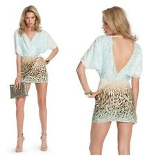 💕 NWT Guess by Marciano FADE AWAY LEOPARD TUNIC SIZE S 💕