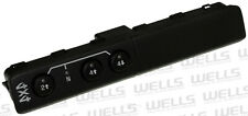 4WD Switch fits 2004-2005 GMC Canyon  WVE BY NTK
