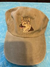 Head Shot German Shepard Cap