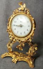 Vintage Matson Ormulu Clock EUC