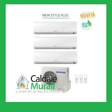 CLIMATIZZATORE SAMSUNG INVERTER TRIAL SPLIT NEW STYLE PLUS R-32 9+9+9 AJ052RCJ