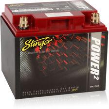 Stinger SPP1200 1200 Amp SPP Series Dry Power Cell Car Battery w/ Steel Case