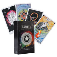 Tarot Cards Wild-Unknown Tarot Deck Magical Animals Totem Board Game 78 Cards