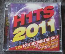 Hits 2011, shakira zaz shy'm martin solveig james blunt seal ect ...., 2CD
