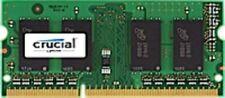 Mémoires RAM DDR3 SDRAM Crucial sans offre groupée