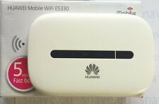 Original Huawei E5330 3G MB Wi-Fi Router Mi-Fi for EE (or virtual) Networks