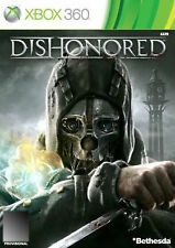 Dishonored (Microsoft Xbox 360, 2012)