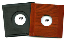 "1 LENS BOARD 4 x 4""  FOR WISNER, or CALUMET VIEW 4x5""  Jatoba #0, or  #1, or  #3"