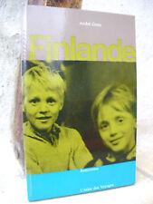 Atlas des voyages: Finlande, 1965 Guex