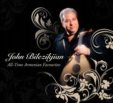 All-Time Armenian Favourites John Bilezikjian CD