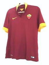 Nike Roma soccer jersey, Mens Medium