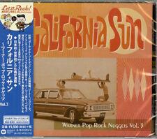 V.A.-CALIFORNIA SUN- WARNER POP ROCK NUGGETS VOL.3-JAPAN CD D20