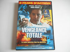 DVD 2 FILMS D'ACTION - VENGEANCE TOTALE / TUEUSE A GAGE