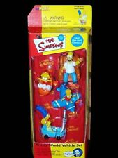 The Simpsons 1980-2001 Character Toys