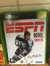 Xbox-ESPN NHL 2K5 (boxed) (used)